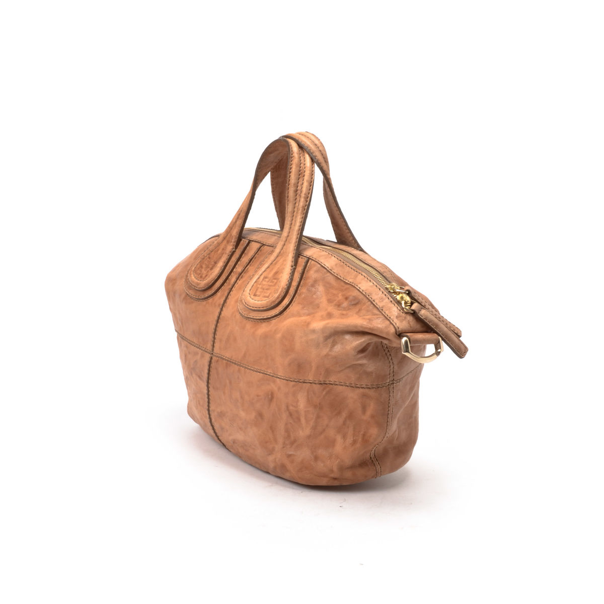 Givenchy Nightingale 2 Way Bag Leather - LXRandCo - Pre-Owned Luxury ... 26d49f347c70b