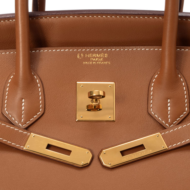 603926b691 ... cheap lxrandco guarantees this is an authentic vintage hermès birkin 35  gold hardware stamp square l