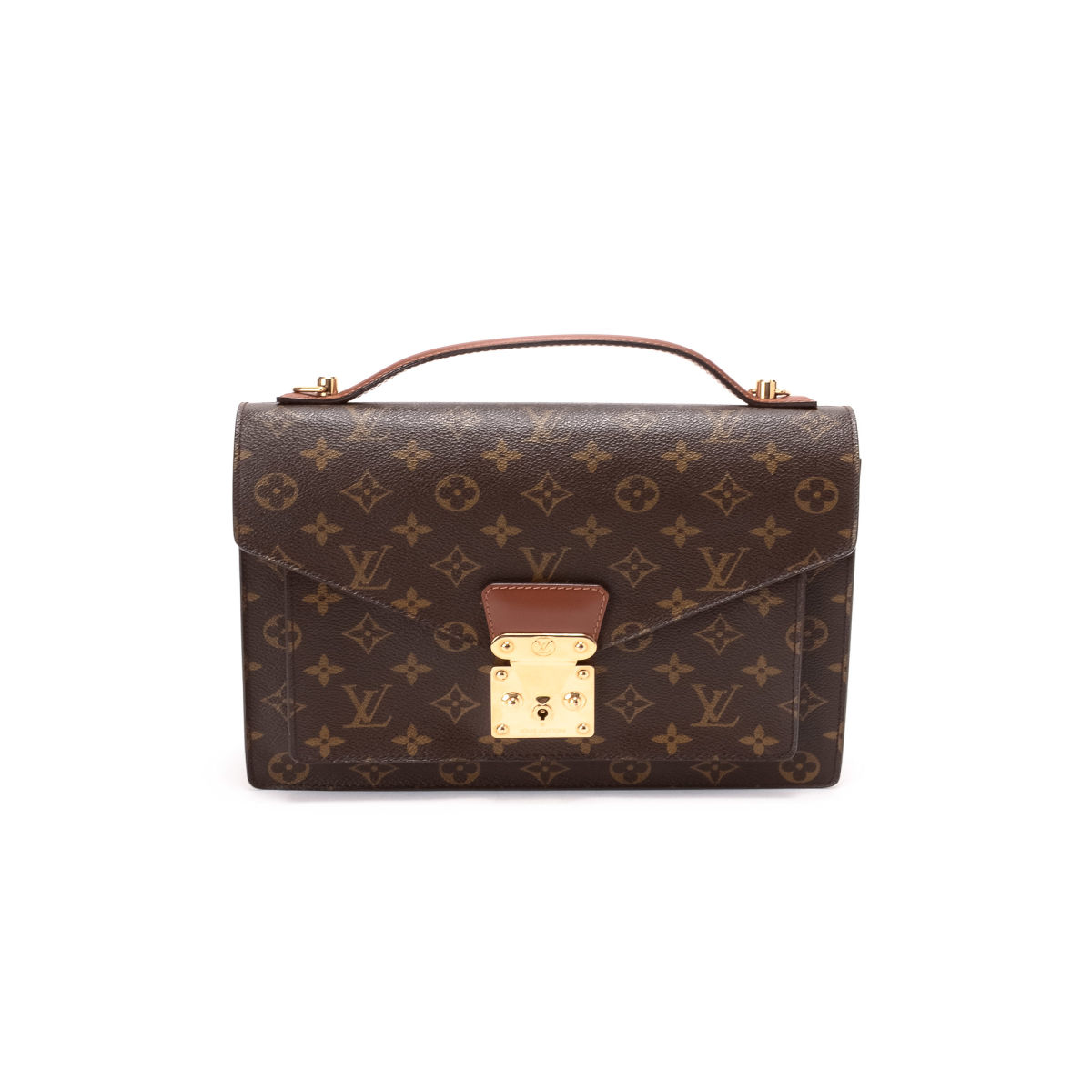 Louis Vuitton Pre-owned - Monceau leather handbag GNQRN6