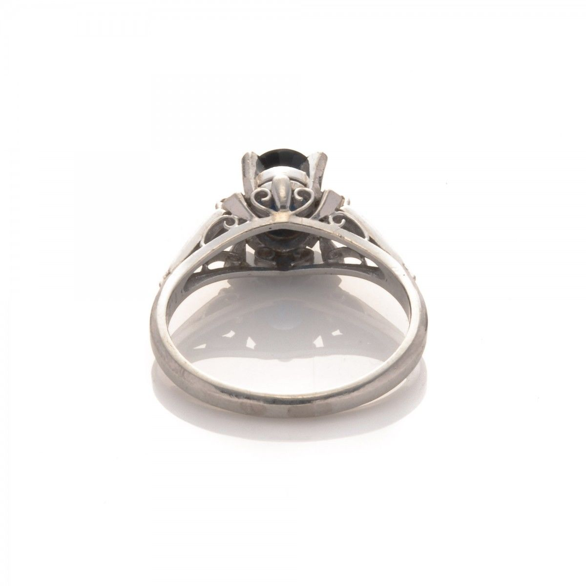 v ring platinum classic a raindance boodles rings