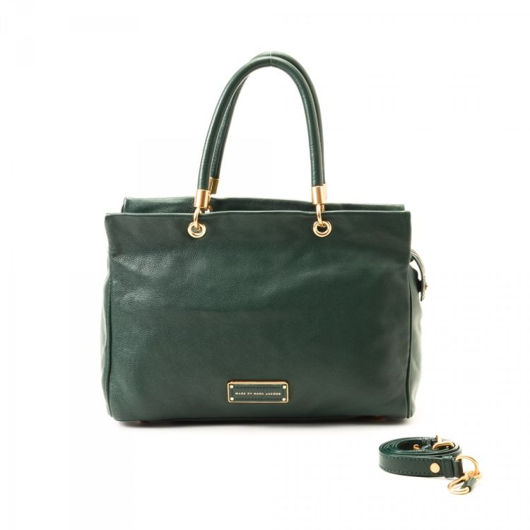 ... vintage Marc by Marc Jacobs Too Hot to Handle Satchel messenger crossbody  bag ... e48e45aa29277