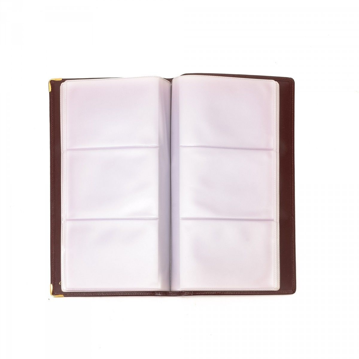 Cartier business card holder leather lxrandco pre owned luxury business card holder magicingreecefo Choice Image