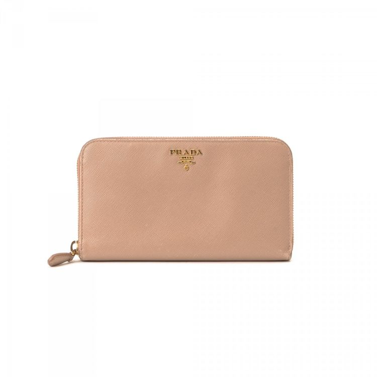 65bca7b8d1faf4 ... ebay lxrandco guarantees this is an authentic vintage prada zip long  wallet. this exquisite slimfold