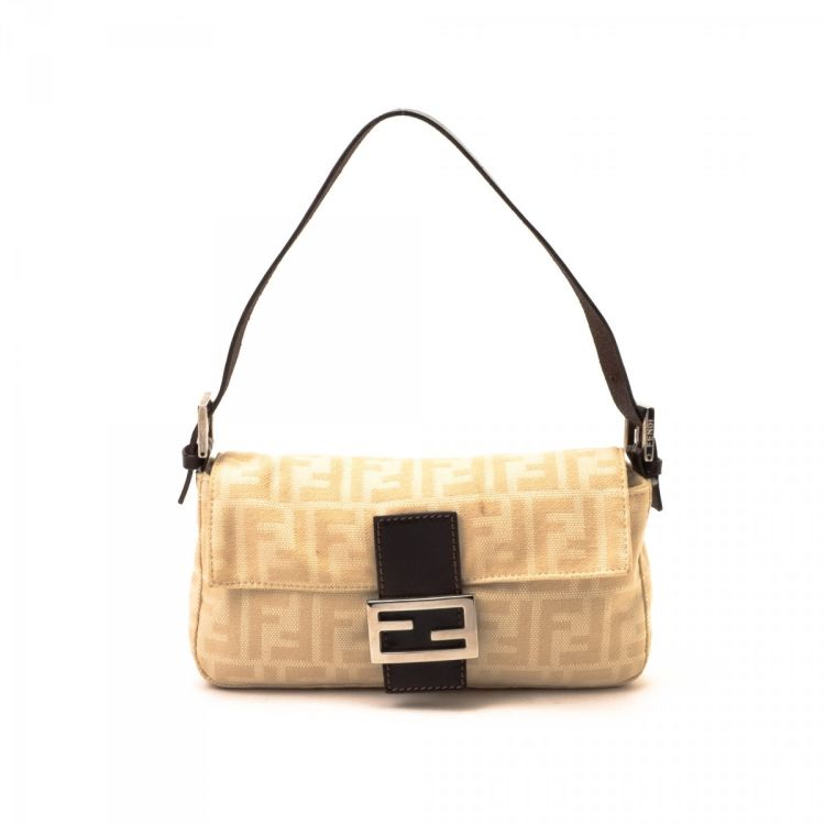 b04047721d2 ... germany the authenticity of this vintage fendi baguette shoulder bag is  guaranteed by lxrandco. this