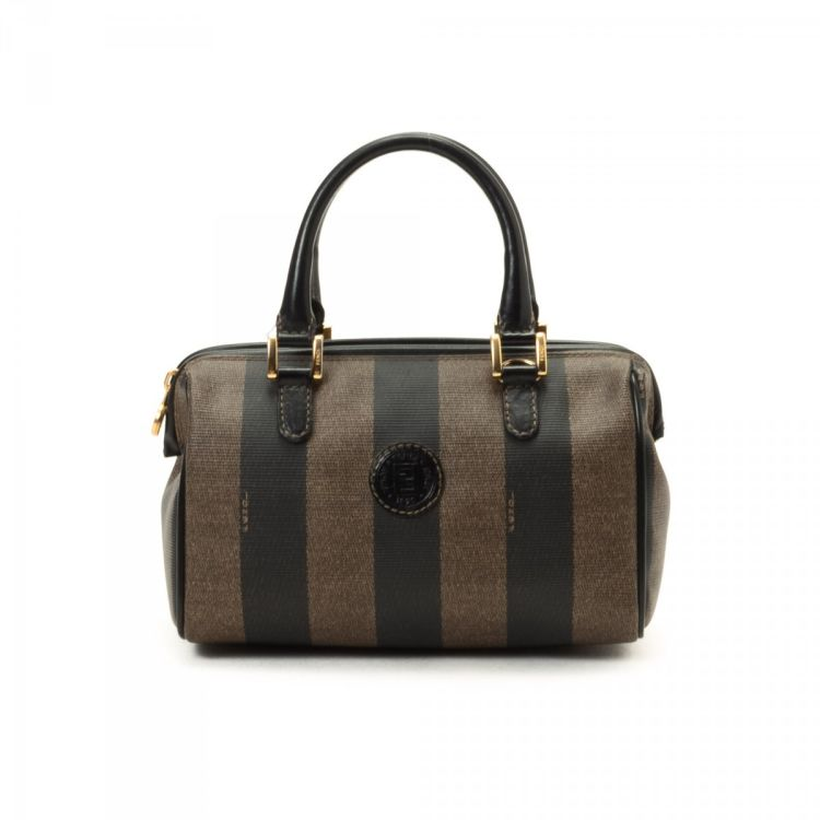 4292d088f96c ... release date the authenticity of this vintage fendi mini boston bag  handbag is guaranteed by lxrandco ...