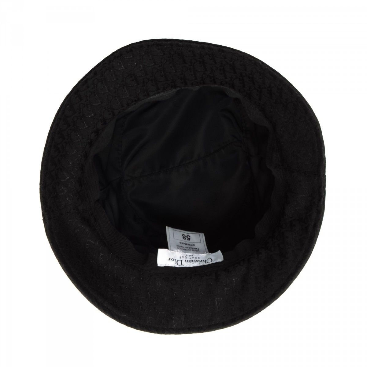 3cd23dfc030 Dior Street Chic Bucket Hat Trotter Polyester - LXRandCo - Pre-Owned ...