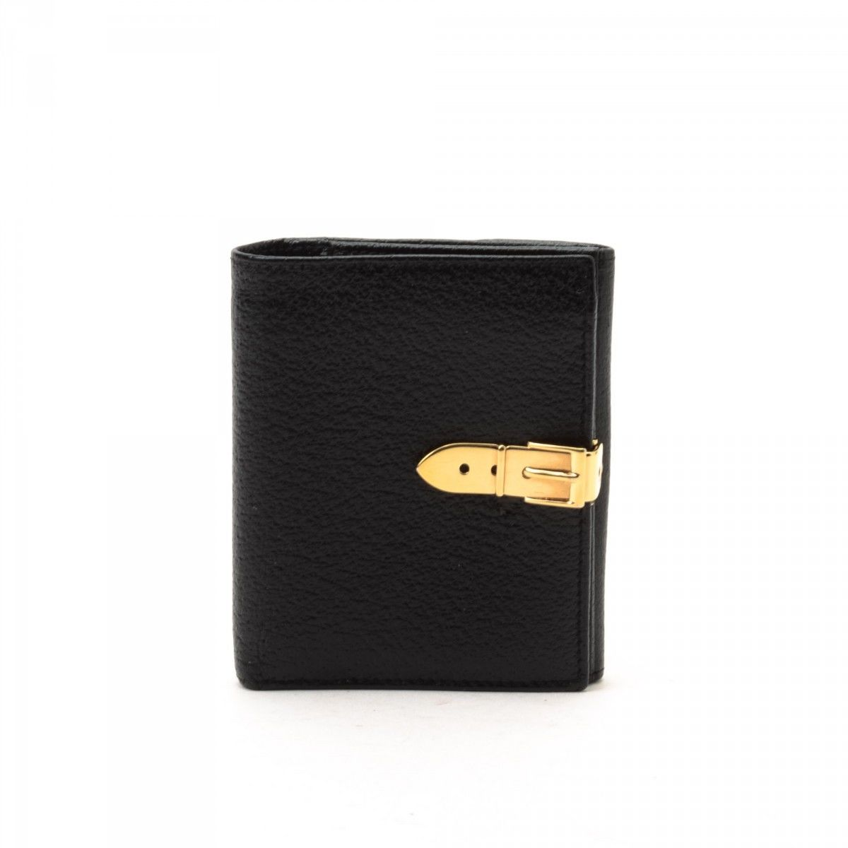 Gucci Clip Closure Wallet Leather - LXRandCo
