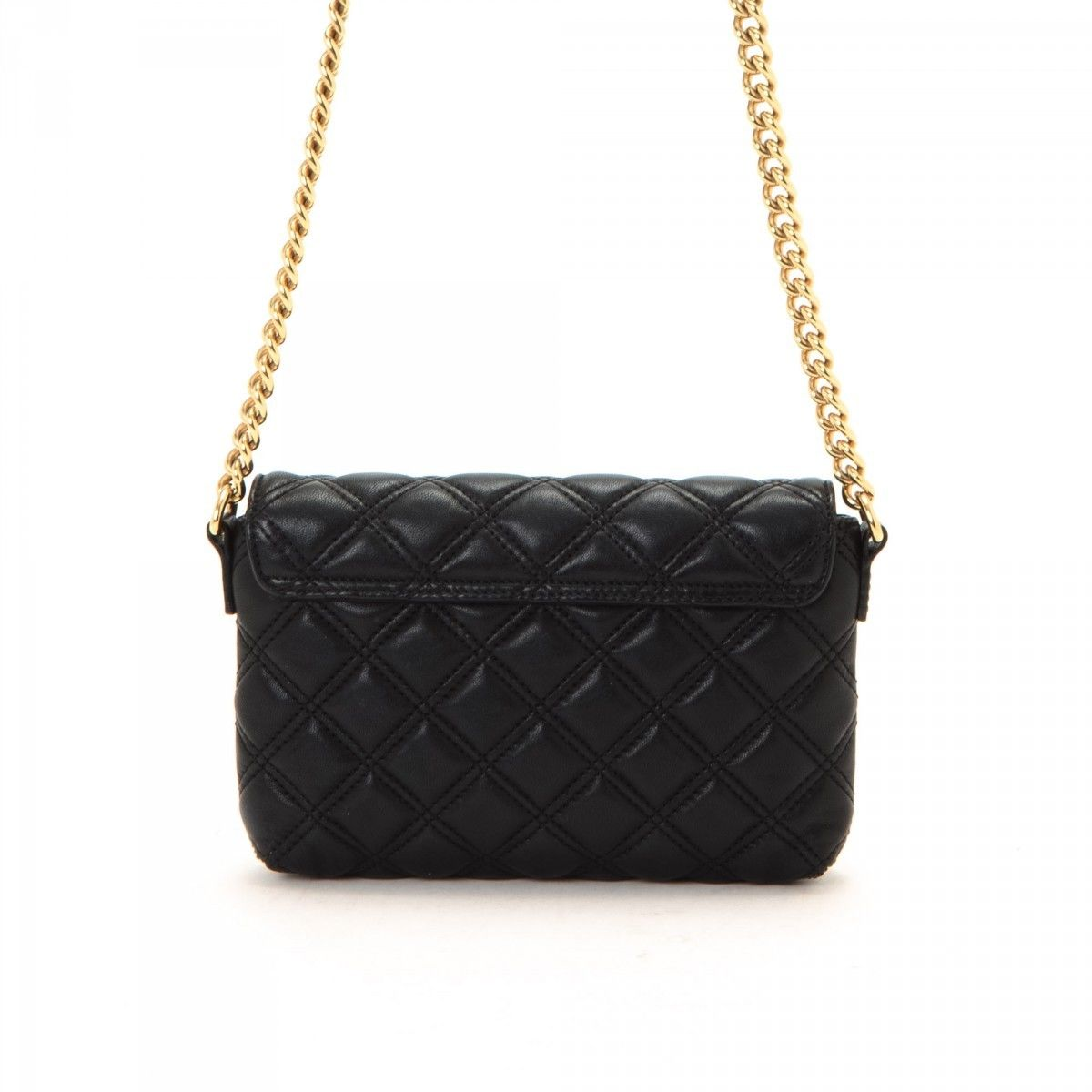 96c19893afb Marc Jacobs Single Quilted Chain Crossbody Bag Leather - LXRandCo ...