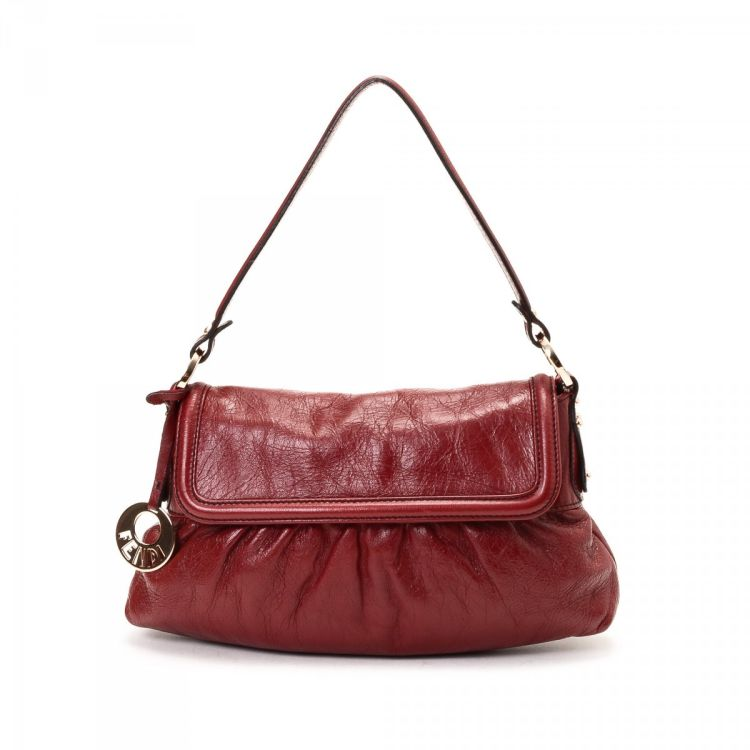 76d78e47481 ... handbag good the authenticity of this vintage fendi chef bag shoulder  bag is guaranteed by lxrandco.