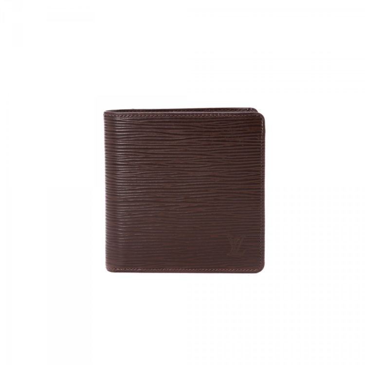 51a0173f681f Louis Vuitton Marco Wallet Epi Leather - LXRandCo - Pre-Owned Luxury ...