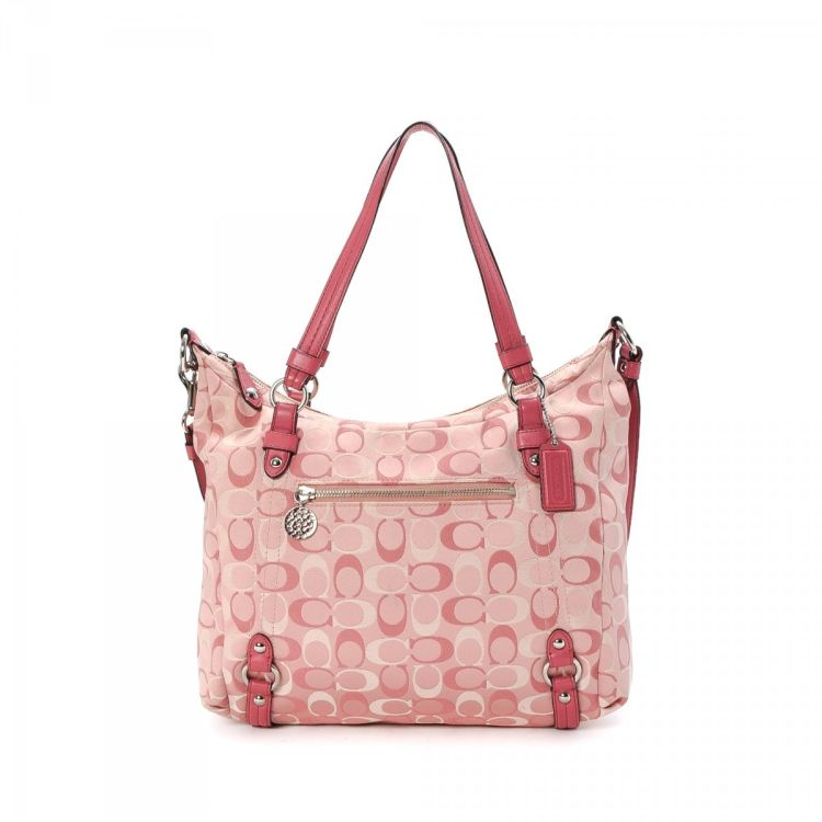 f3742e11b8 ... czech lxrandco guarantees this is an authentic vintage coach tote  shoulder bag. crafted in canvas