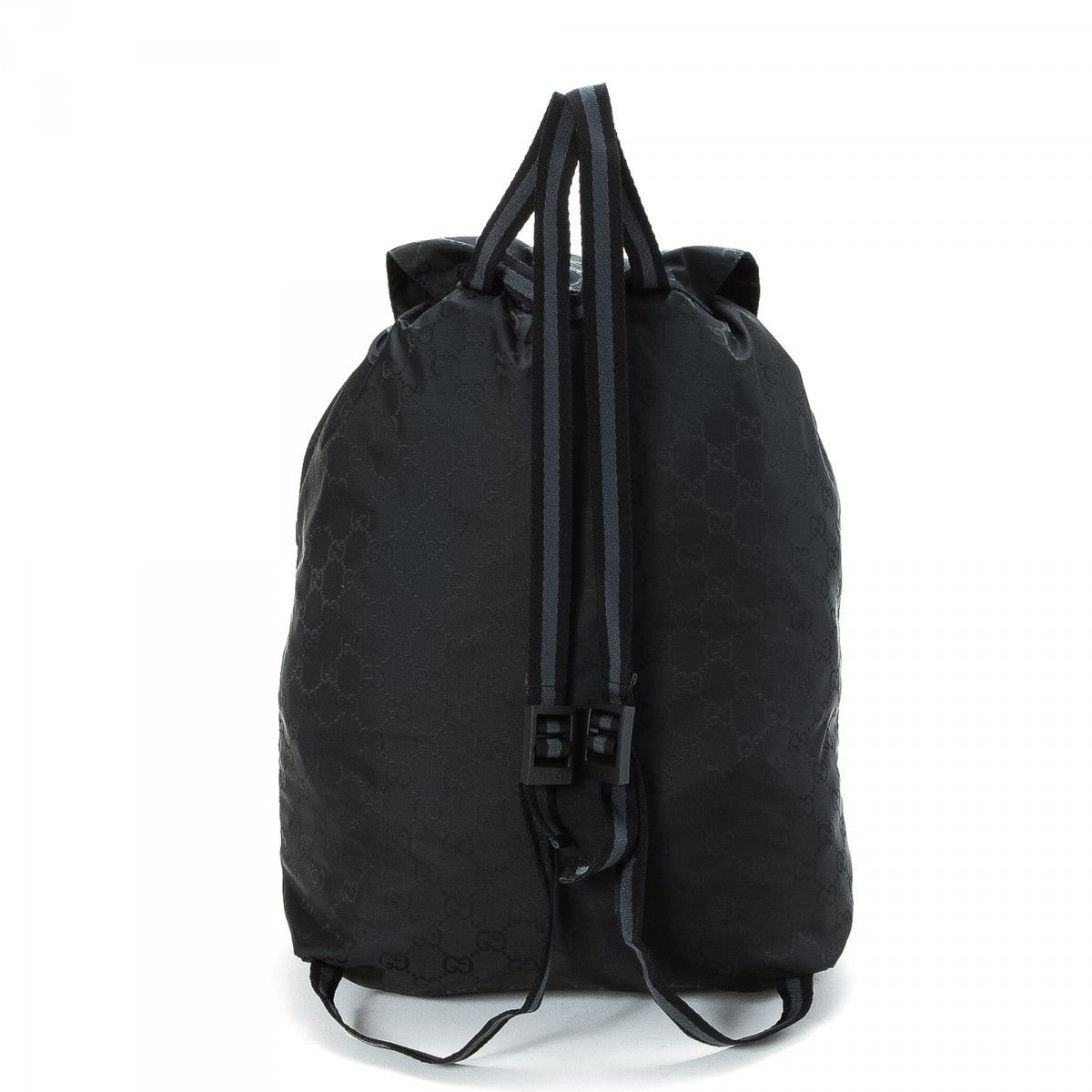 d3721dbd5e3d Gucci Backpack Nylon Black- Fenix Toulouse Handball
