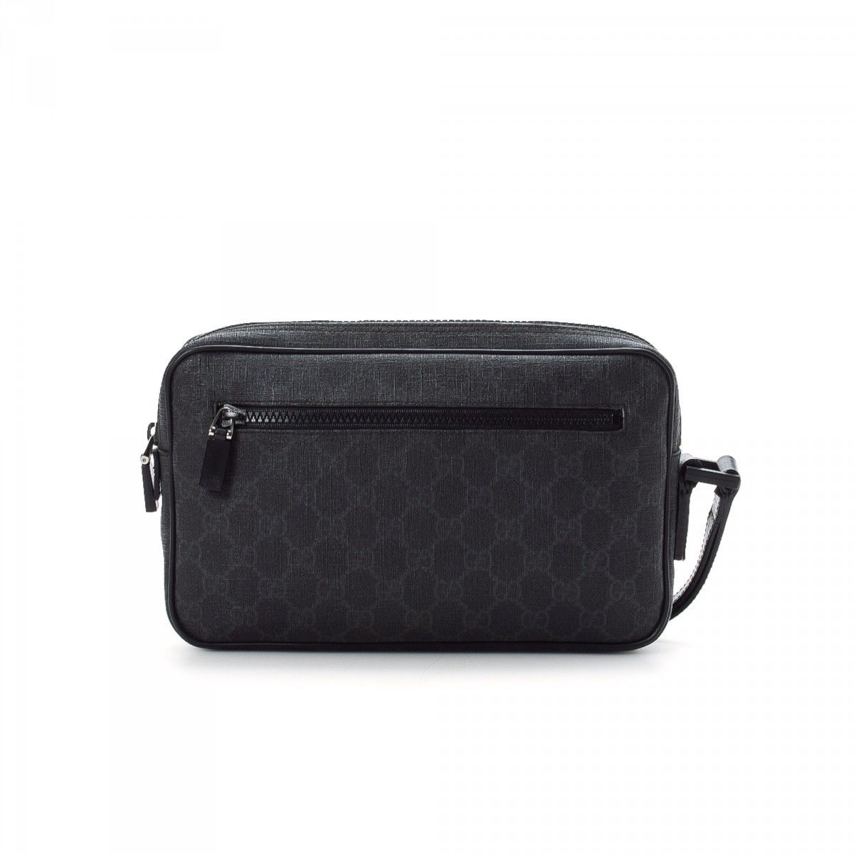 29594cab0770 Gucci GG Supreme Clutch GG Supreme Coated Canvas - LXRandCo - Pre-Owned  Luxury Vintage