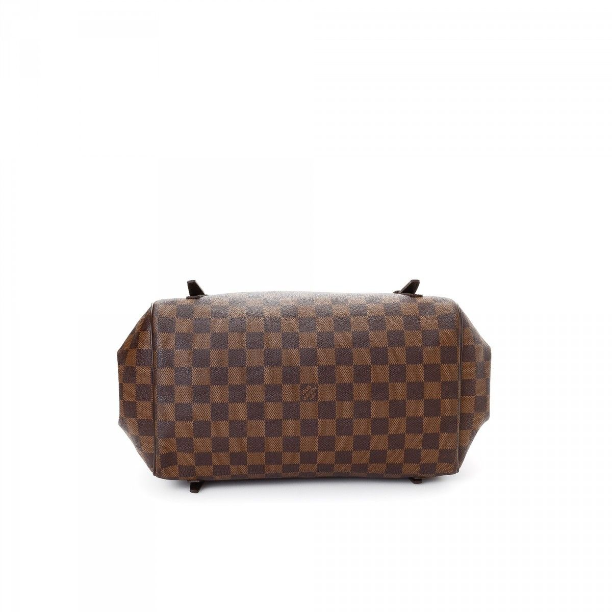 4061d95222df Louis Vuitton Rivington GM Damier Ebene Coated Canvas - LXRandCo ...