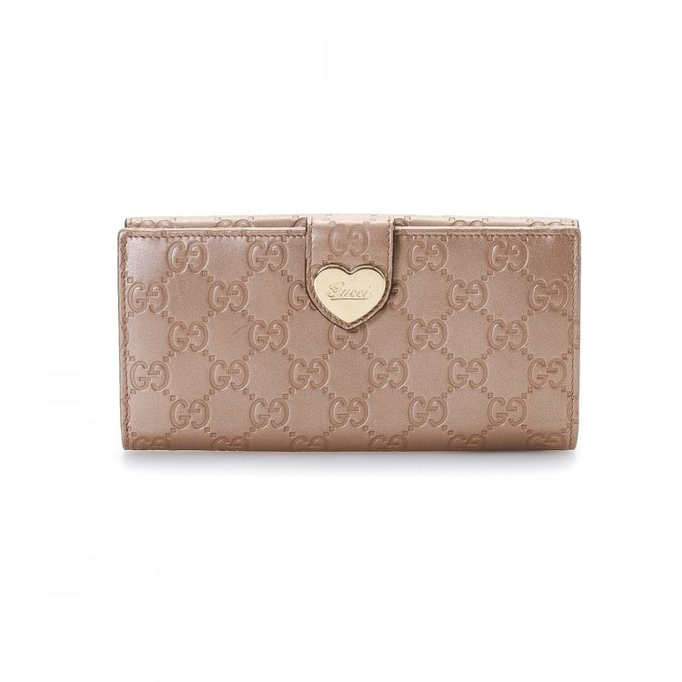 the latest 6529c 23d6a Heart Continental Wallet