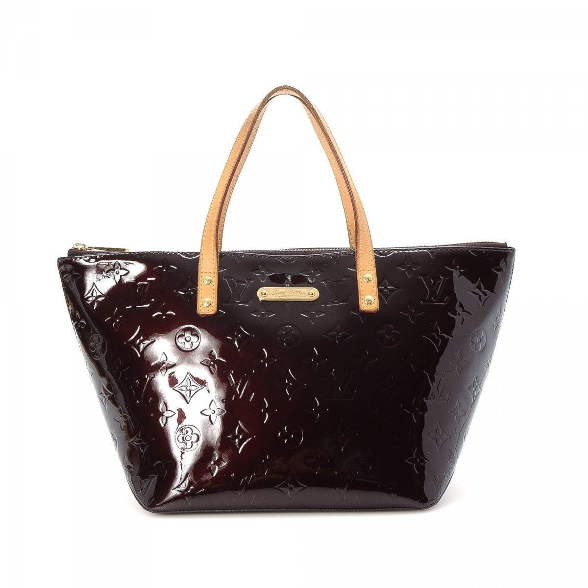 3f057b5cc448 Louis Vuitton Bellevue PM Monogram Vernis Patent leather - LXRandCo ...