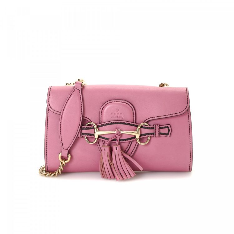 085105155 LXRandCo guarantees this is an authentic vintage Gucci Horsebit Crossbody  Bag messenger   crossbody bag. This luxurious messenger   crossbody bag in  pink is ...