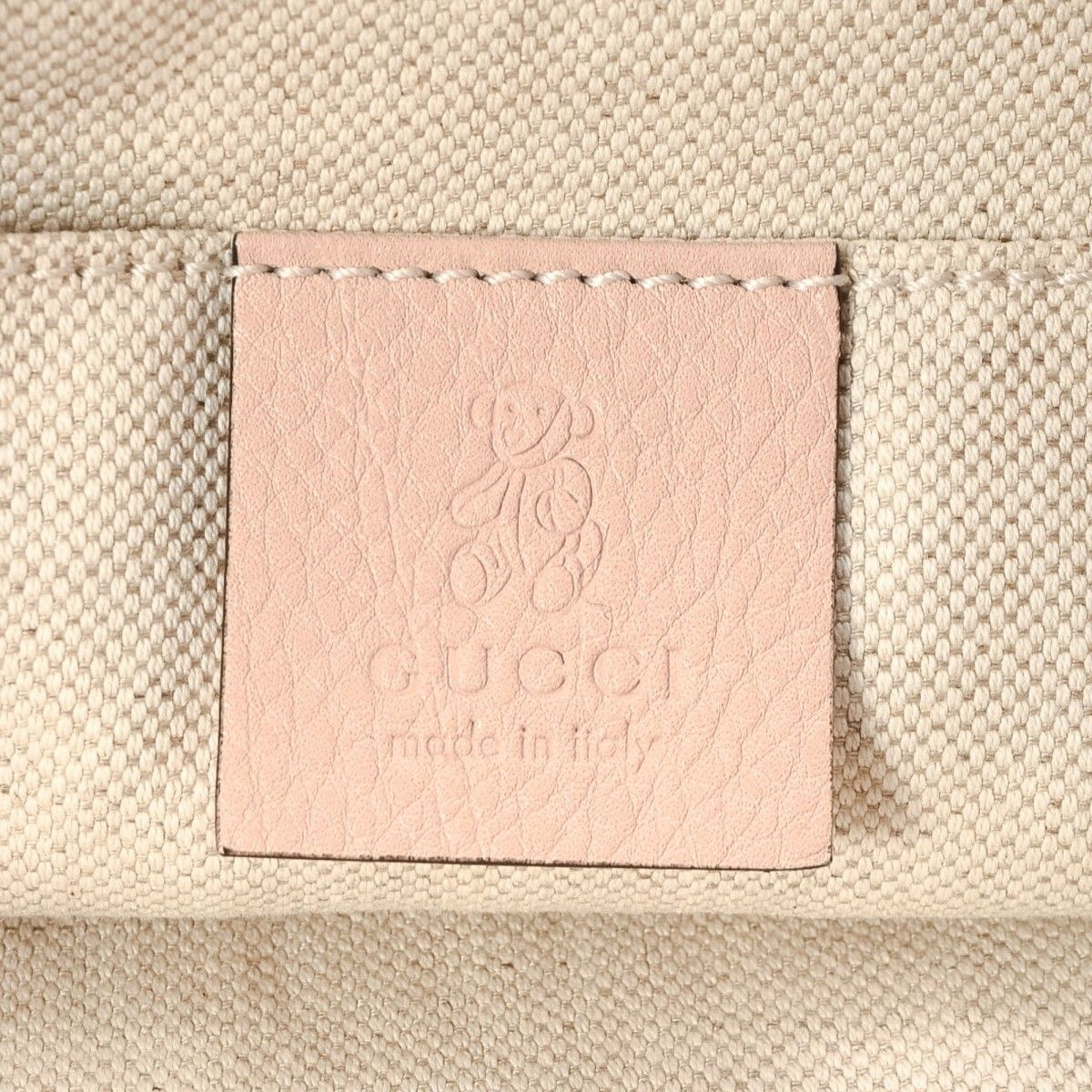 58e939904383 Gucci Kids SOHO Tote. LXRandCo guarantees the authenticity of this vintage  ...