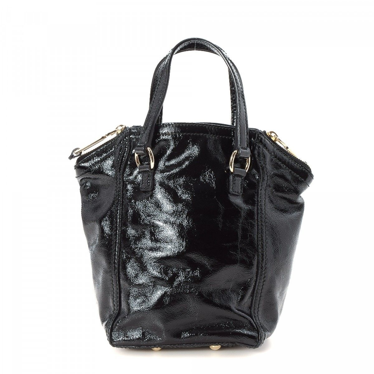 f2ab8b21be2 Yves Saint Laurent Mini Downtown Patent leather - LXRandCo - Pre ...