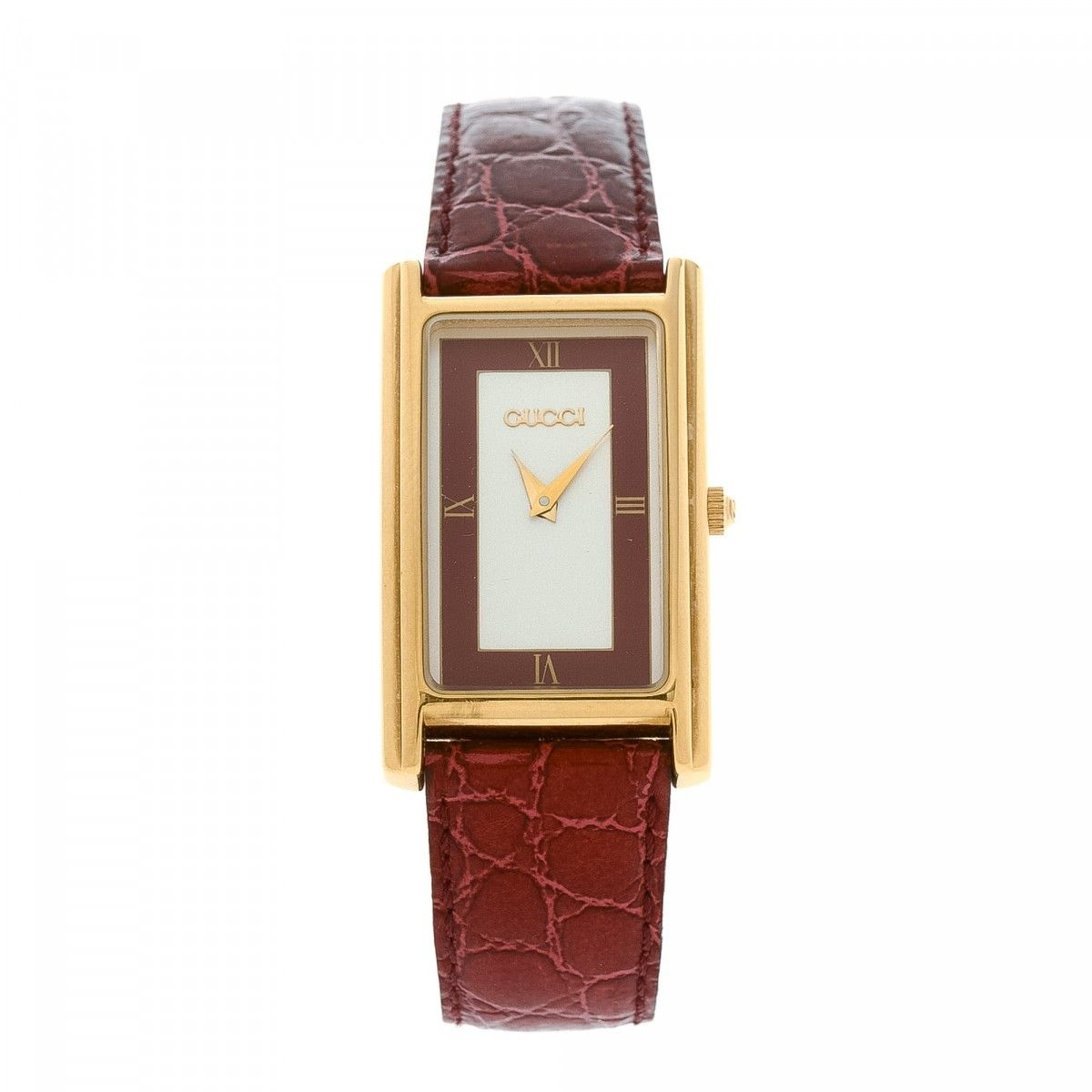 pink fff cartier allongee ranieru maroon satin mode goldsatin gold canada watches bgcolor ca women reebonz tank pad