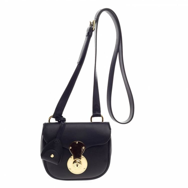 LXRandCo guarantees the authenticity of this vintage Polo Ralph Lauren  Ricky Pocket Crossbody Bag messenger   crossbody bag. bc358a43f7
