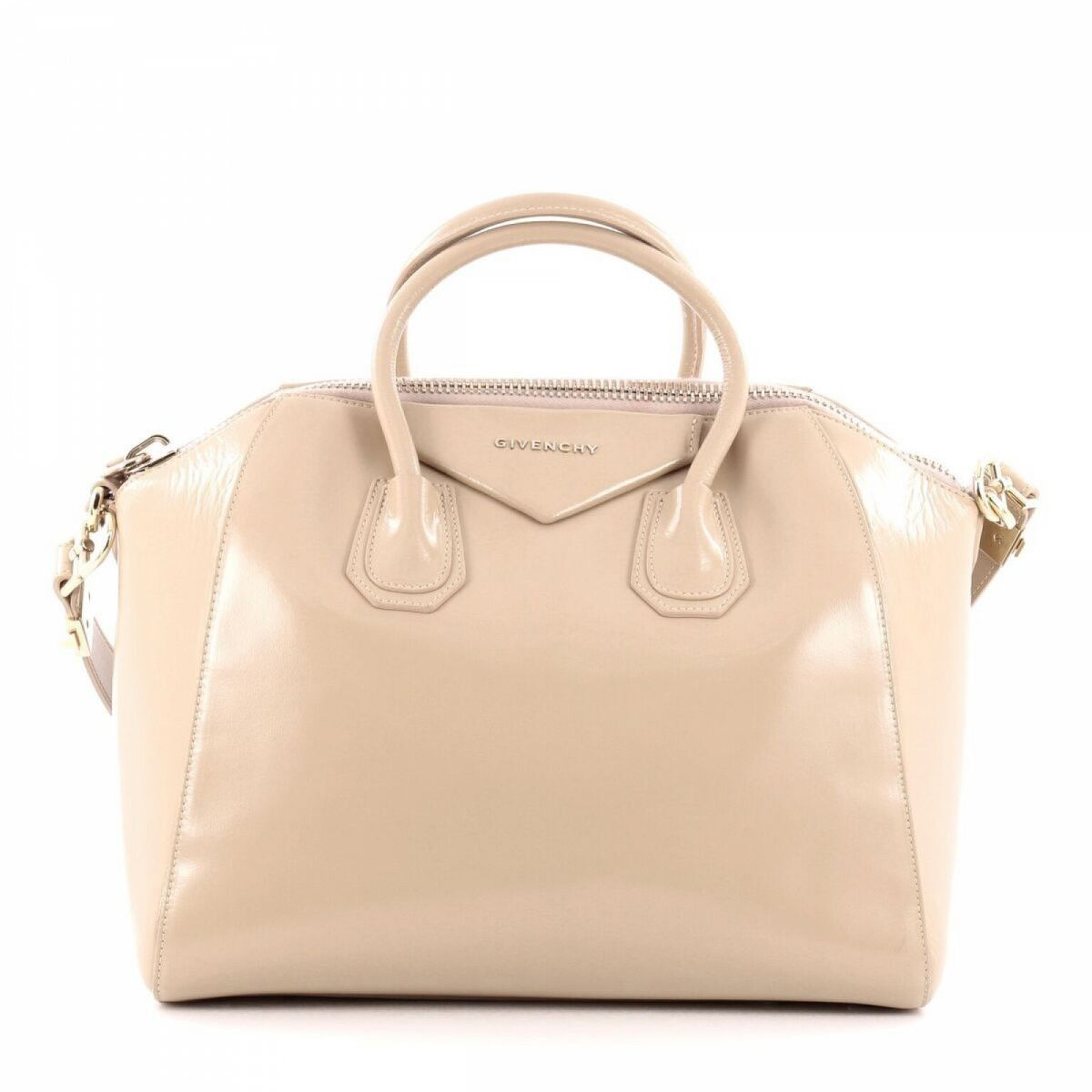 Givenchy Antigona Bag Glazed Leather Medium c9bAlD