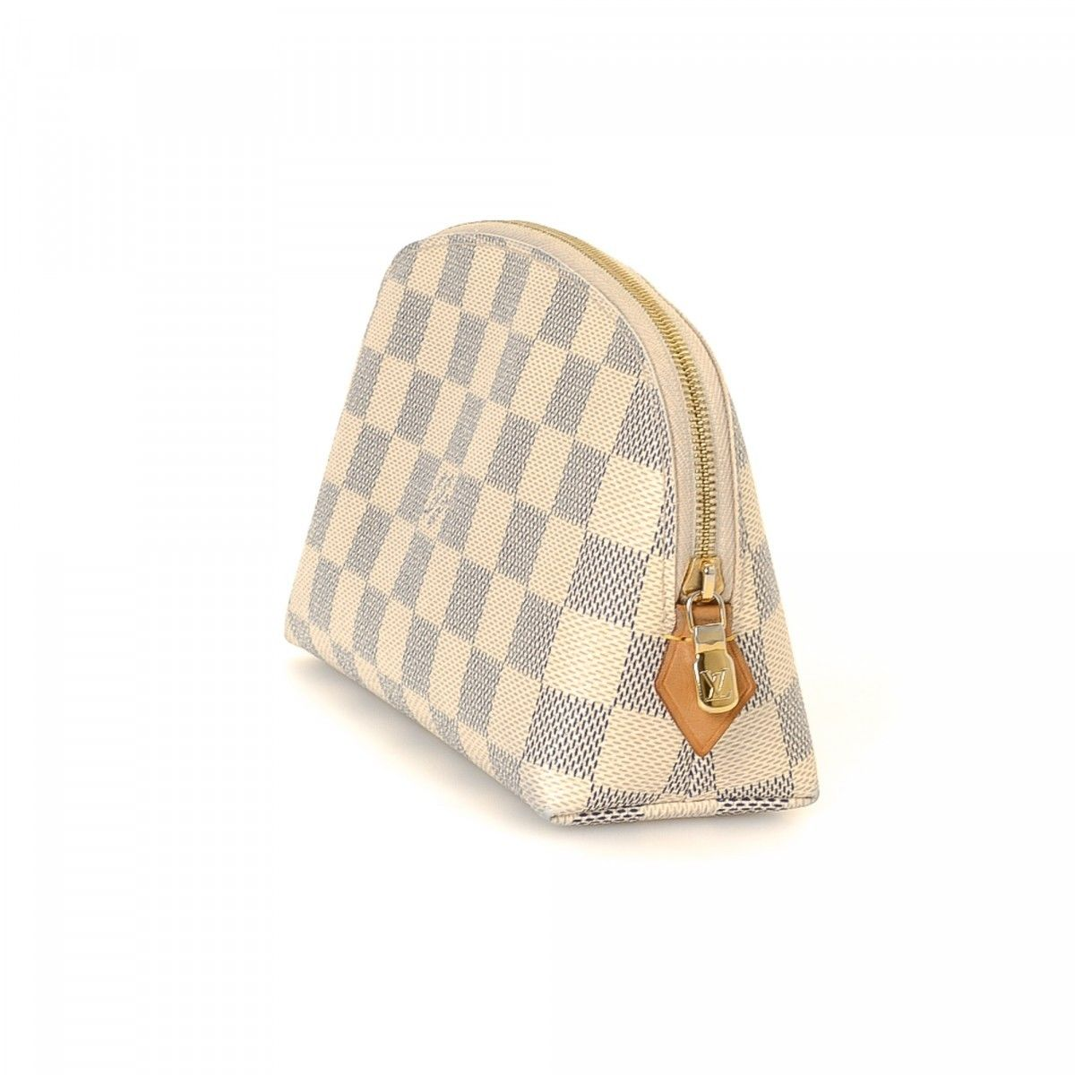71d6414d051 Louis Vuitton Cosmetic Pouch. LXRandCo guarantees the authenticity of this  vintage ...
