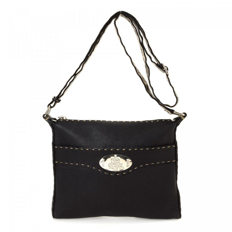 dbacf9e41a ... best the authenticity of this vintage fendi shoulder bag is guaranteed  by lxrandco. this exquisite ...