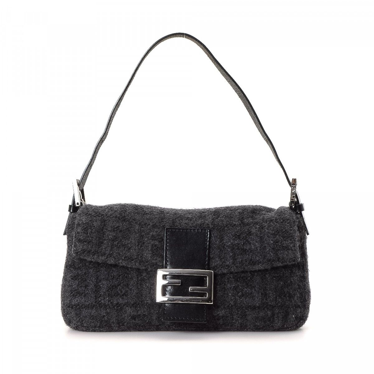 Fendi Pre-owned - Wool mini bag MtU2a