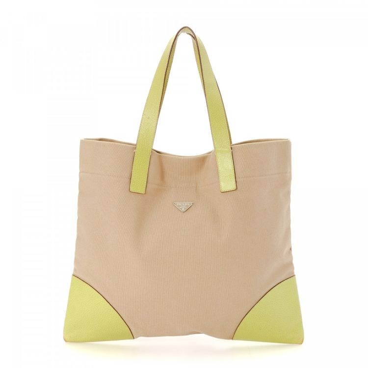 a7e365f394d718 ... coupon code for lxrandco guarantees this is an authentic vintage prada  tote. this beautiful tote