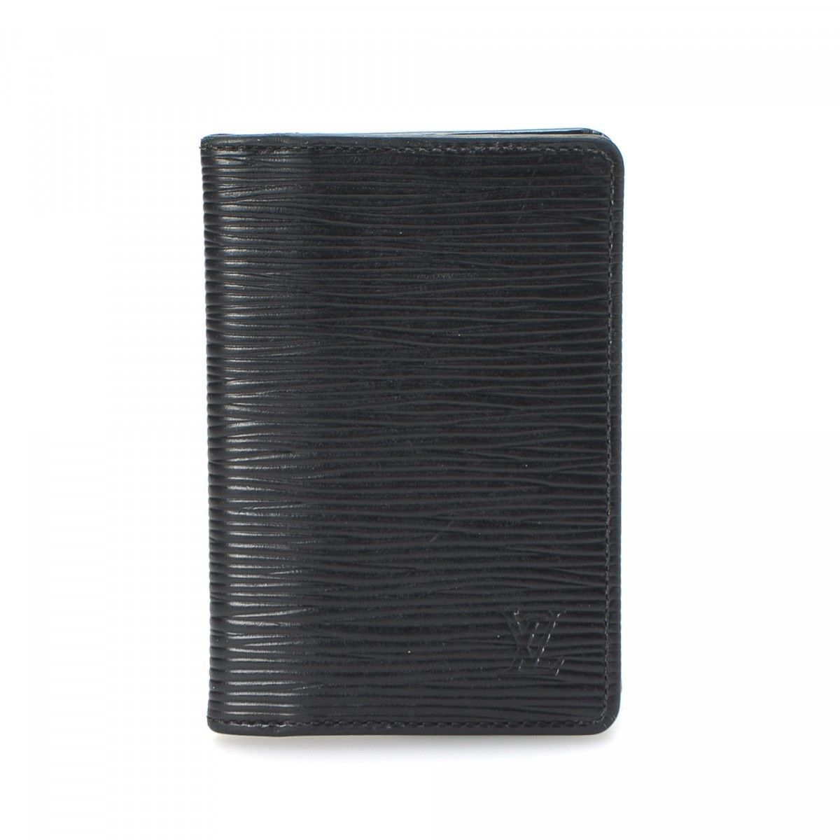 louis vuitton card holder. louis vuitton card holder epi leather - lxrandco pre-owned luxury vintage 2