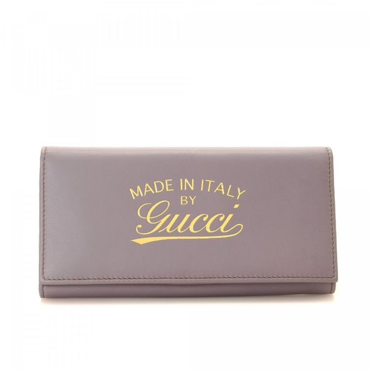 1757bd5af Gucci Wallet Leather - LXRandCo - Pre-Owned Luxury Vintage