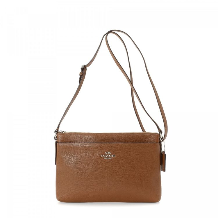 LXRandCo guarantees the authenticity of this vintage Coach Crossbody Bag  messenger   crossbody bag. This everyday messenger   crossbody bag comes in  brown ... 1064c0305