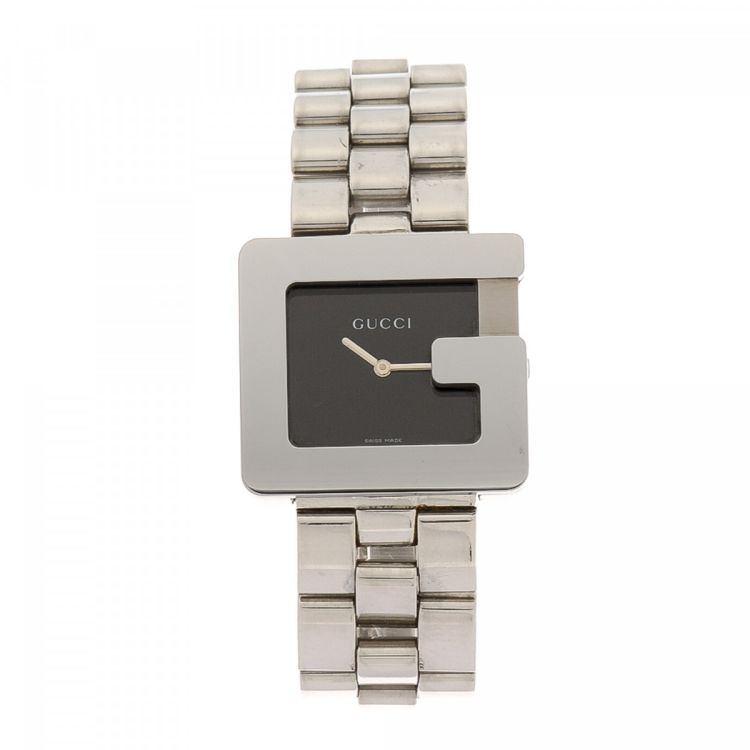 22ffaf29406 Gucci 3600M Timepiece 32mm Stainless Steel - LXRandCo - Pre-Owned ...