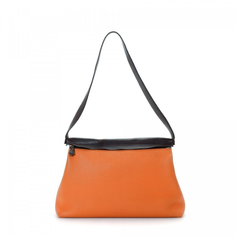 065f4723ba89 ... reduced hermès yeoh convertible bag clutch togo leather lxrandco pre  owned luxury vintage e89d1 32011