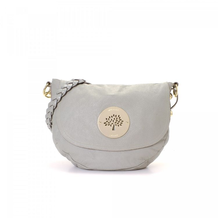 175e94cdae1 ... purchase lxrandco guarantees the authenticity of this vintage mulberry  daria messenger crossbody bag. this elegant