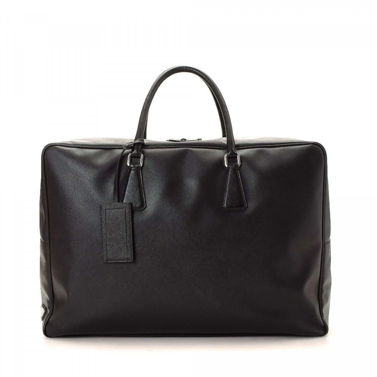 Prada Pre-owned - Leather travel bag G05lcbBso