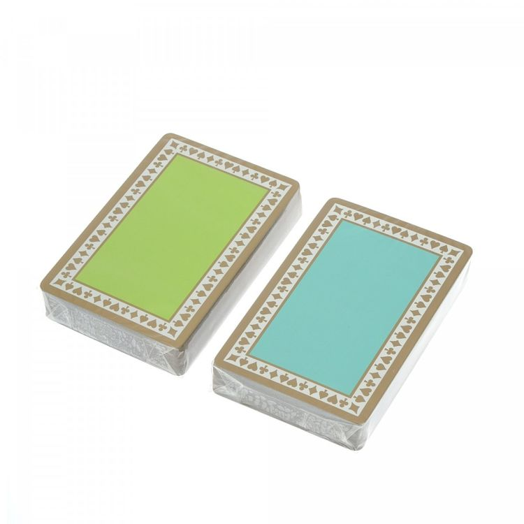 Tiffany Playing Cards Set of Two Decks - LXRandCo - Pre-Owned ...