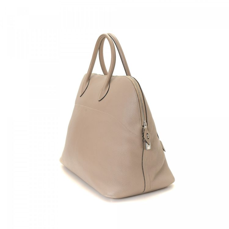 ee1b6e6871e3 ... shop the authenticity of this vintage hermès bolide relax 45 handbag is  guaranteed by lxrandco.