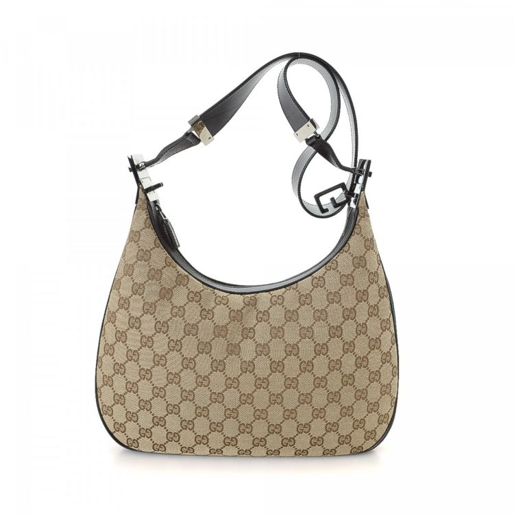 adaa671c0b06 Gucci GG Shoulder Bag GG Canvas - LXRandCo - Pre-Owned Luxury Vintage