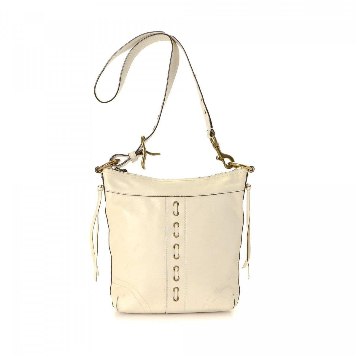 Pre-owned - Leather crossbody bag Coach Cheap Fashionable 5IHt1218v