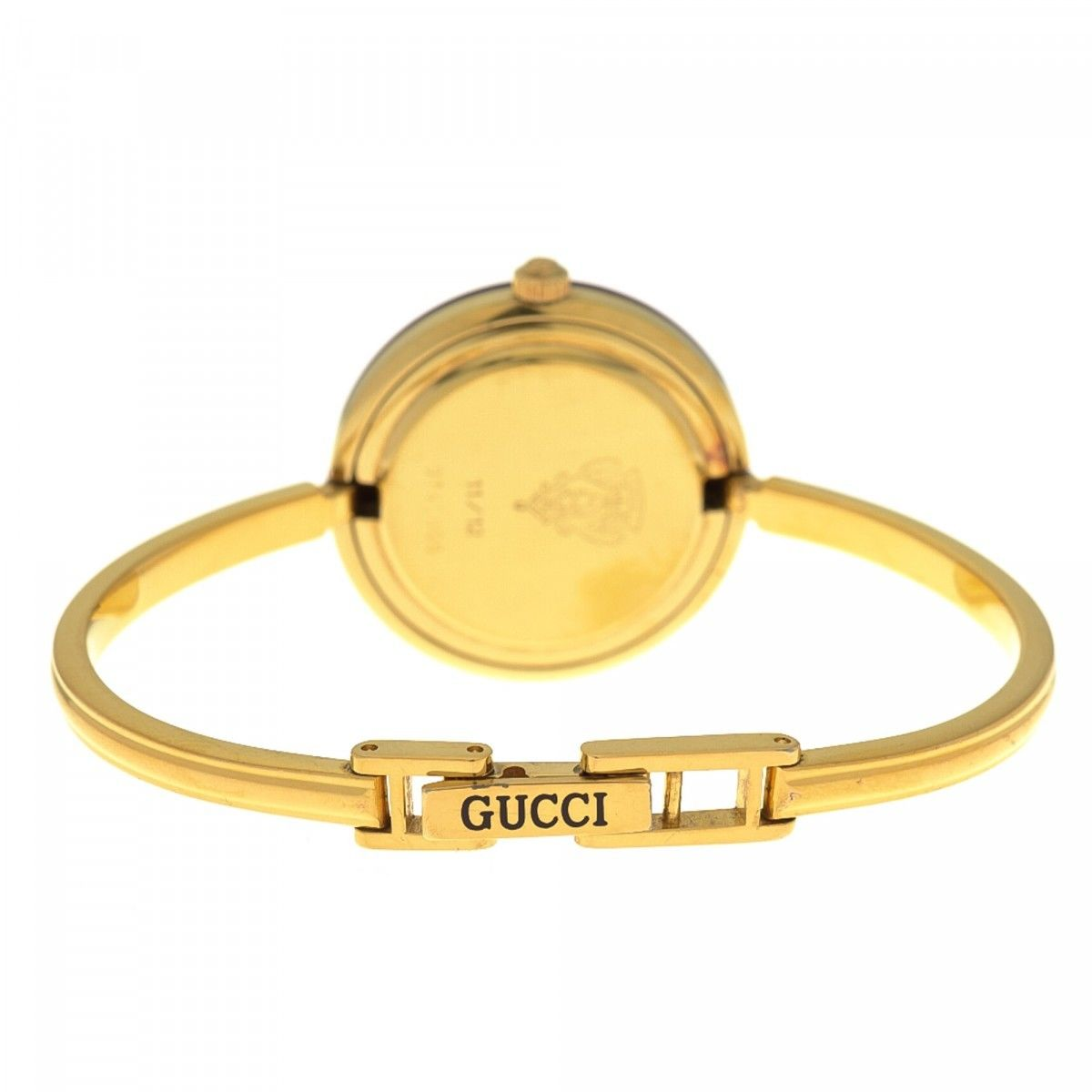 e82690b78e2 Gucci Timepiece 25mm 11 12 With Interchangeable Bezels 18K Gold ...