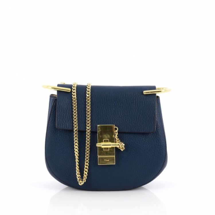 b26a2b440b This product is in store at Stein Mart Anaheim Hills. LXRandCo guarantees  this is an authentic vintage Chloé Drew Crossbody Bag ...