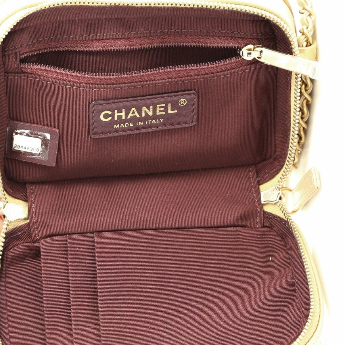 7ef80c80d31b Chanel Coco Boy Camera Bag Quilted Leather Mini - LXRandCo - Pre ...