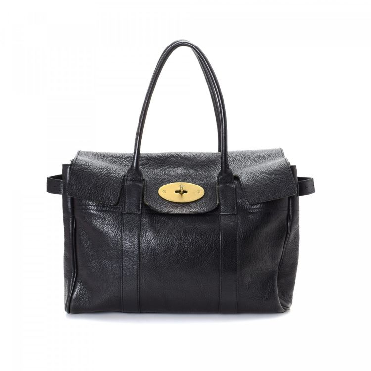 ... denmark mulberry bayswater shoulder bag leather lxrandco pre owned  luxury vintage 5346b 45395 8dfff8b380b65