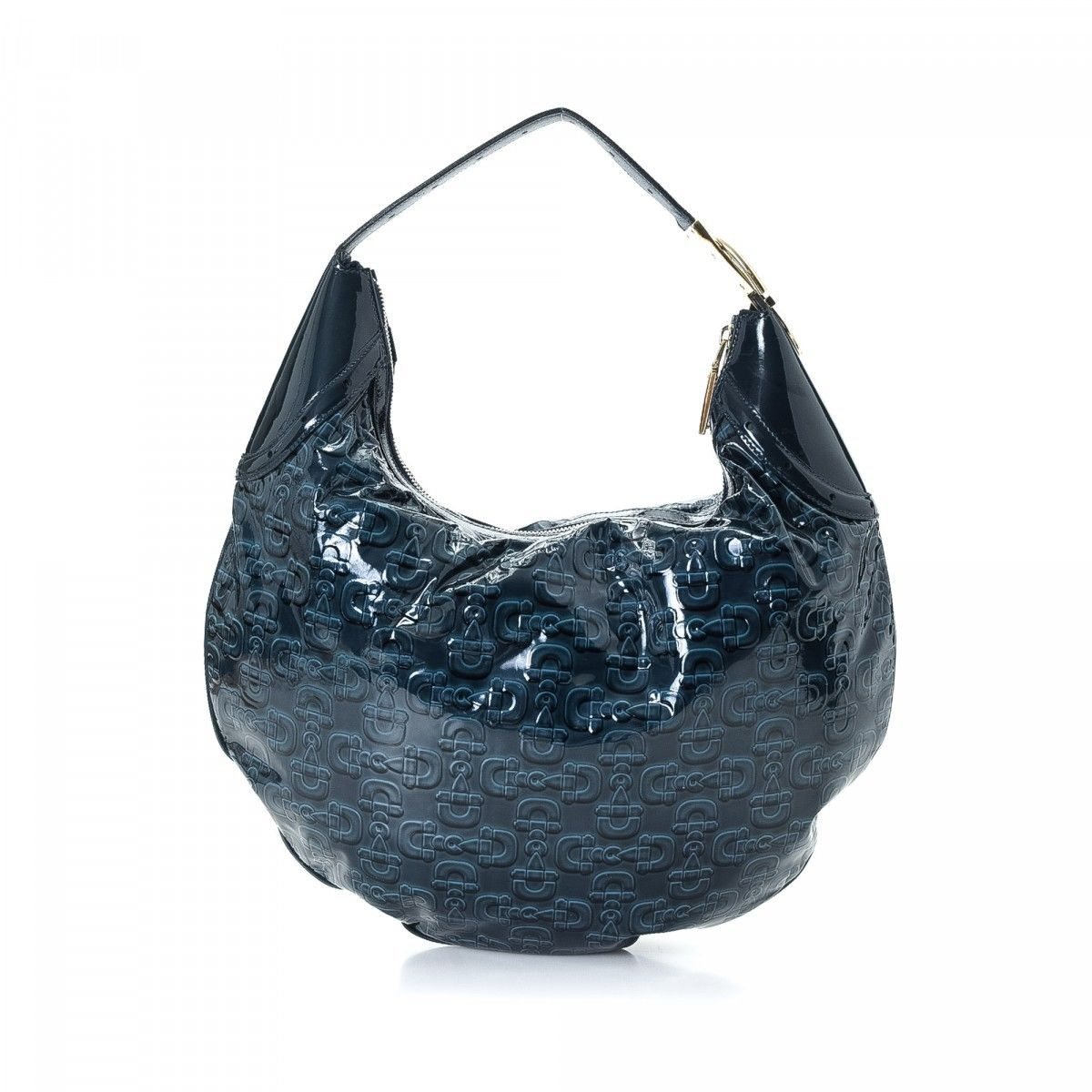 3fc19a516f59 Gucci Hobo Bag Patent leather - LXRandCo - Pre-Owned Luxury Vintage