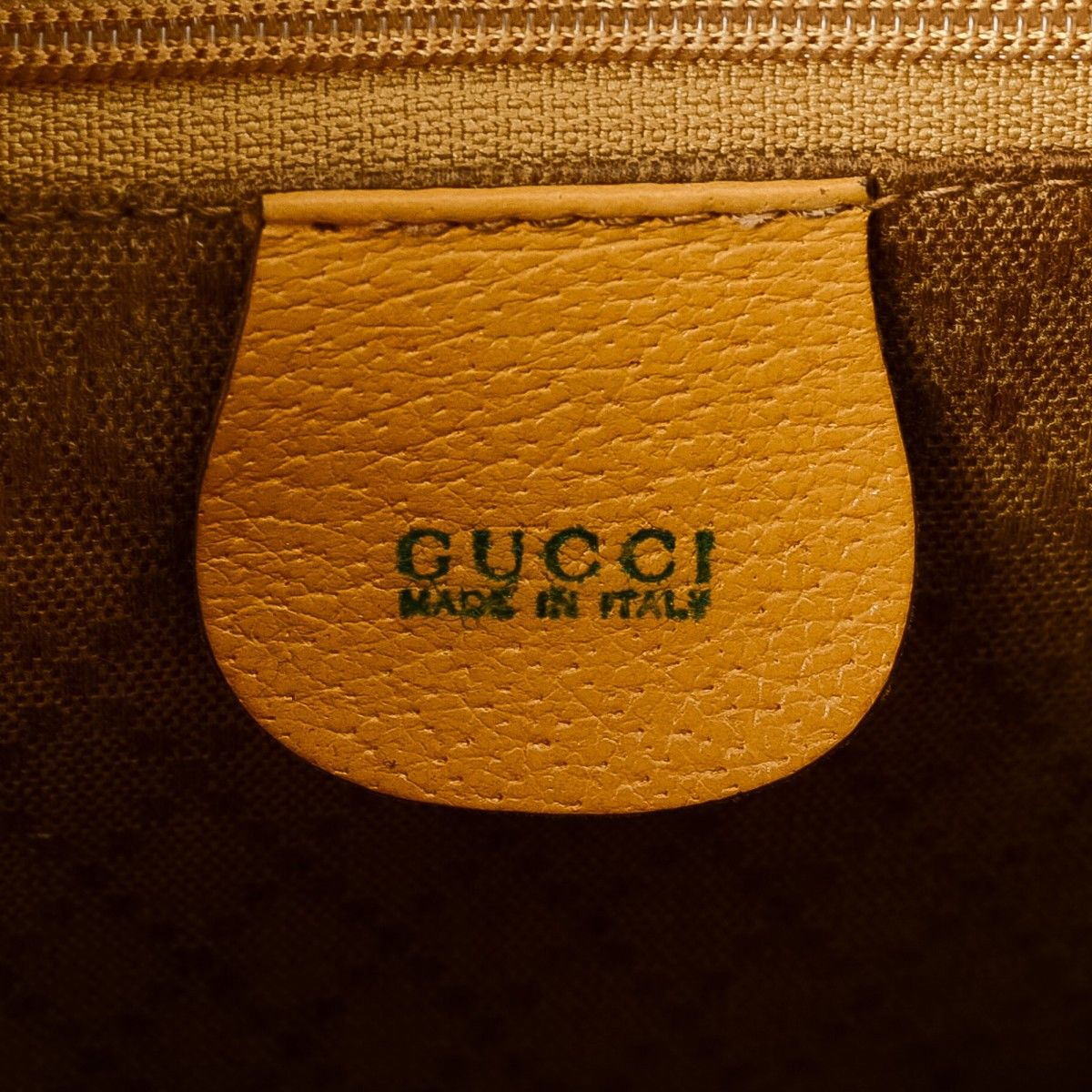 85f9fb9f5816 Gucci Bamboo Backpack. Free Shipping. LXRandCo guarantees this is an authentic  vintage Gucci Bamboo backpack. This chic backpack comes in tan leather.