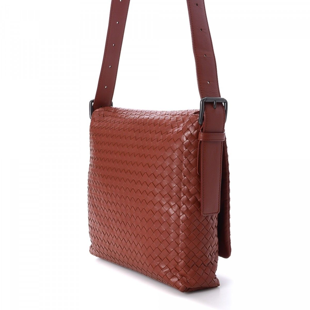 ... big sale e4d16 7c46f Bottega Veneta Intrecciato Messenger Bag ... 2450e9354b