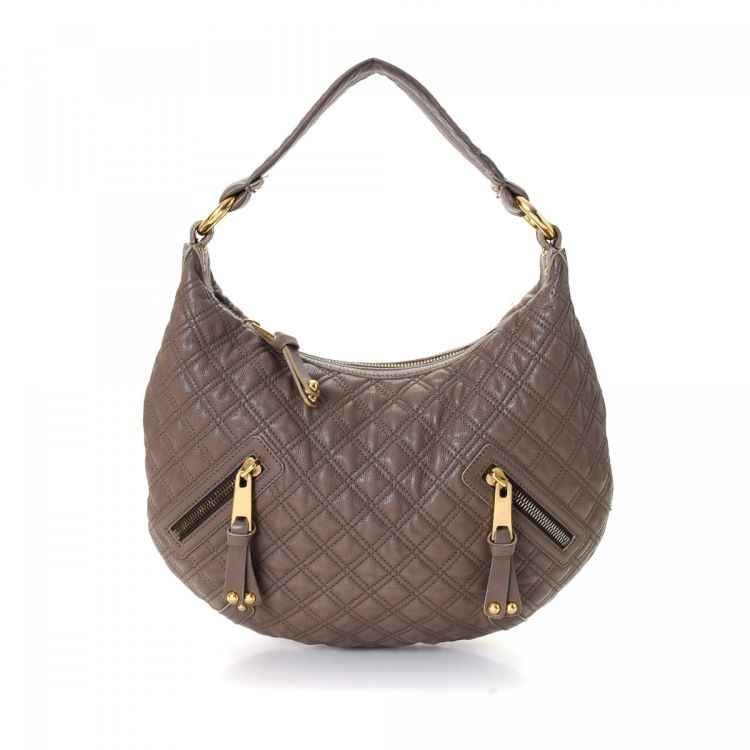 209283f36f Marc Jacobs Matelassé Leather Hobo Bag Matelasse Leather - LXRandCo ...