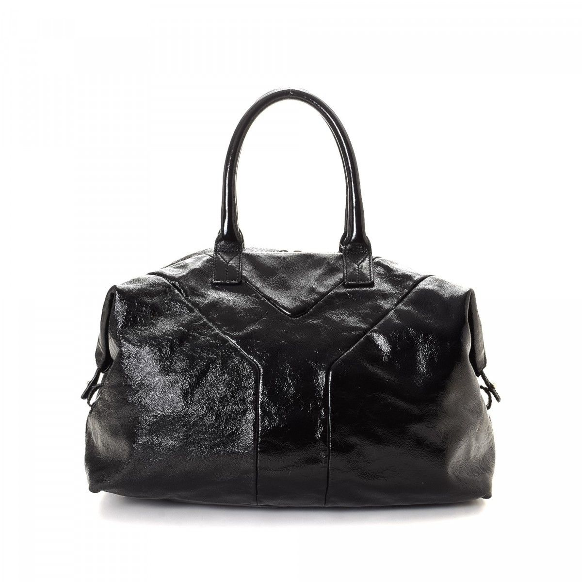 d9b128eff171 Yves Saint Laurent Easy Patent leather - LXRandCo - Pre-Owned Luxury ...
